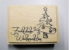 Stempel Frohe Weihnachten Karten Gestalten Embossing