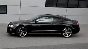 Audi A5  Coupe Black
