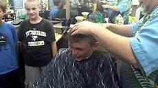 buzz cuts for 5th grade boys youtube