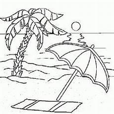 Malvorlagen Urlaub Strand Machen Ausmalbilder Sommer Malvorlagen
