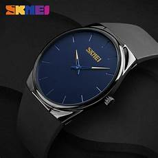 Skmei Jam Tangan Analog skmei jam tangan analog pria 1601cl yellow