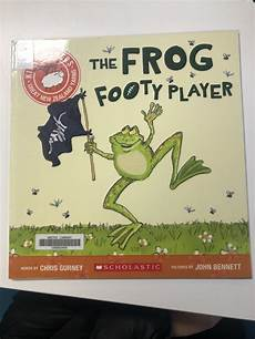 day worksheets 18252 the frog footy player 2012 scholastic australia pty limited scholastic