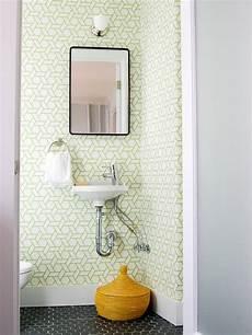 15 Beautiful Reasons To Wallpaper Your Bathroom Hgtv S