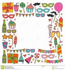 happy birthday invitation card template happy birthday card template drawing children