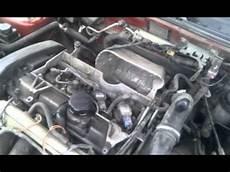 Knackande Motor Volvo S40