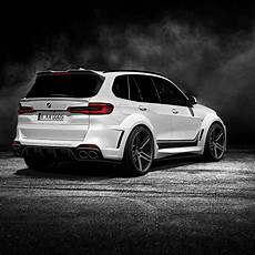 2020 next bmw x5 suv 2020 bmw x5 gets stormtrooper widebody kit from renegade
