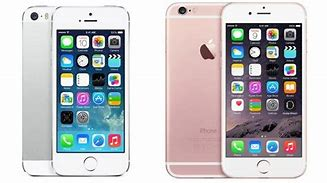 Image result for iPhone 5S vs 6s