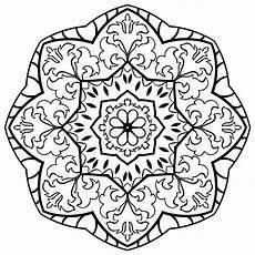 mandala zum ausdrucken coloring books black and white