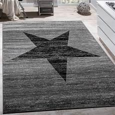 Teppich Kurzflor 140x200 - designer teppich muster modern trendig kurzflor