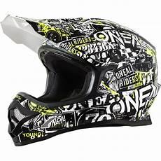 O Neal 3 Series Helmet Spotlight Motocross Mtb News