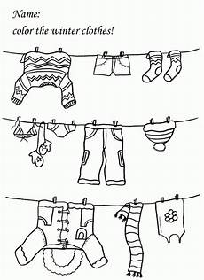 winter clothes worksheets 19966 1000 images about inverno colorato on snowflakes cut and paste and preschool ideas