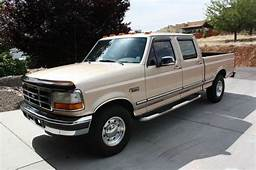 Purchase Used 1997 Ford F 250 Heavy Duty Crew Cab 72000