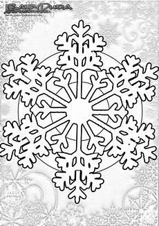 Malvorlagen Schneeflocken Ausdrucken Winterbilder Mandala Schneeflocken Weihnachtsbaum