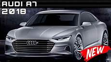 2018 Audi A7 Review Rendered Price Specs Release Date