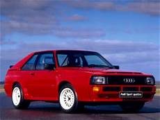 how do cars engines work 1985 audi quattro head up display 1983 audi sport quattro car specifications auto technical data performance fuel economy