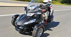 3 Wheel Motorcycle Eliminates Fear Of Falling Cycle World