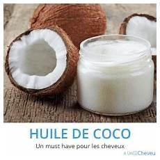 L Huile De Coco Un Must Pour Les Cheveux A Un Cheveu