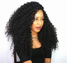 Curled Crochet Hair nubian curls curly lasting hair for crochet braids