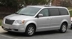 2008 chrysler town and country information and photos