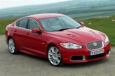 Jaguar Xf R From 2009 Used Prices Parkers