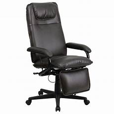 home depot office furniture flash furniture high back brown leather executive