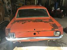 1965 Ford Mustang 1964 1/2 Project Car For Sale Photos