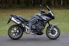 review we ride the new triumph tiger sport 1050