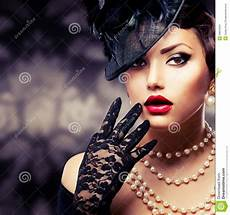 romantic beauty retro style stock image image of black celebrating 29854629