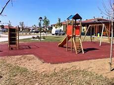 pavimento parco giochi parco giochi barrito park