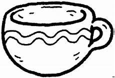 Malvorlagen Tassen Kostenlos Bemalte Tasse Ausmalbild Malvorlage Essen Und Trinken