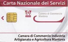 cns di commercio di commercio di mantova firma digitale