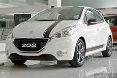 b w newswire redecorated peugeot 208 s rm86 888