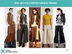 Trend Report 2016 2017 Fall Winter