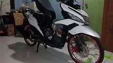 Modif Mio M3 by Modifikasi Mio M3 Potong Alla Racing