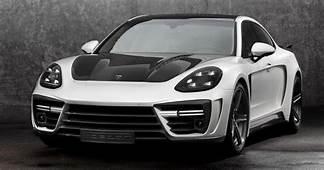 Porsche Panamera Stingray GTR Edition By Topcar
