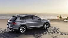 Volkswagen Tiguan Allspace Highline - 2018 volkswagen tiguan allspace highline 4motion rear