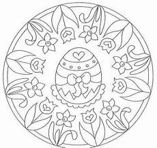 easter egg mandala coloring pages 1 171 preschool and