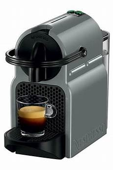 expresso magimix inissia nespresso pearl grey m105 m105 inissia grise darty
