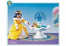 Ausmalbild Prinzessin Playmobil Princesse Fontaine 3033 A Playmobil 174