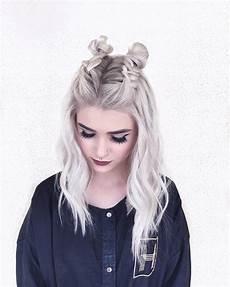 Grunge Updo Hairstyles