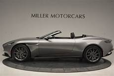 new 2019 aston martin db11 v8 convertible for sale 250 076 miller motorcars stock a1312
