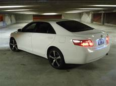 2007 toyota camry with 22 inch rims