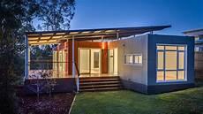 Construction Maison Conteneur Maison Container Une Maison Design En Kit Modulable Et