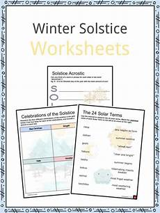 winter solstice worksheets 20086 winter solstice facts worksheets history cultural significance for