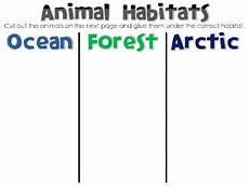 animal habitat worksheets for 3rd grade 13892 new 576 grade worksheets habitats firstgrade worksheet