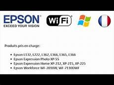 Comment Param 233 Trer En Wifi Les Imprimantes Epson 2014