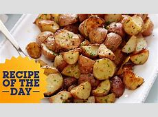 Recipe of the Day: Ina's 5 Star Garlic Roasted Potatoes