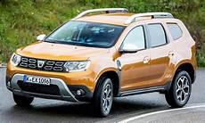 Neuer Dacia Duster 2018 Erste Testfahrt Autozeitung De