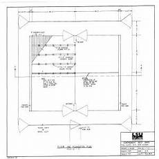 calf housing plans confinement beef barn 44 x 120