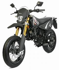 Moto Hooper 125 Cm3